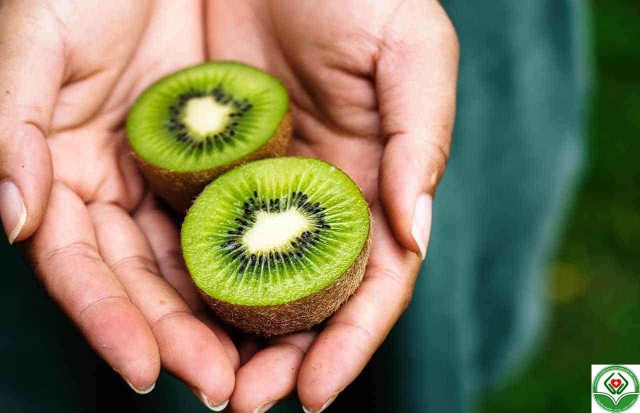 Kiwifruit tốt co tiêu hóa