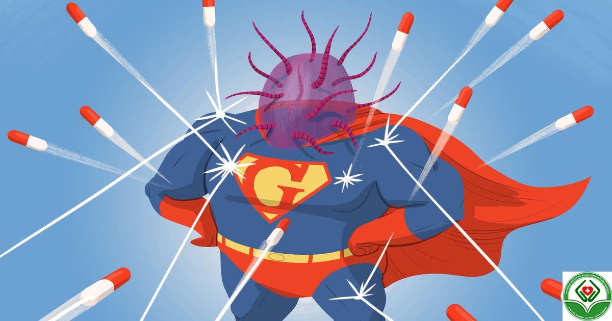Siêu Bệnh Lậu Có Khả năng Kháng thuốc kháng sinh