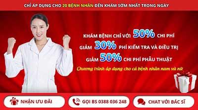 Tư vấn miễn phí, lấy mã giảm giá khám bệnh ở Bắc Giang