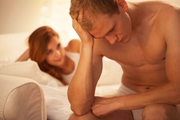 Đau khi xuất tinh khiến đời sống tình dục bị ảnh hưởng