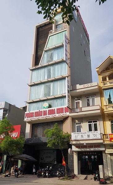 Phòng khám bệnh xã hội Kinh Đô