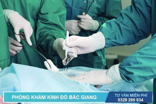 Các phương pháp phẫu thuật trĩ