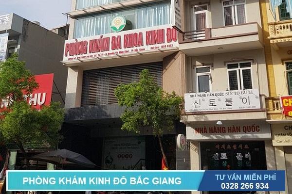 Phòng khám Kinh Đô có tốt không?