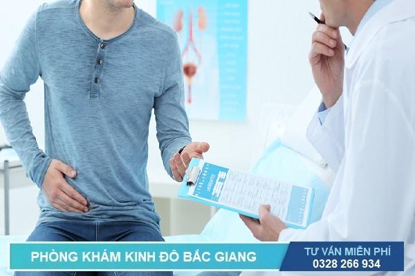 Bác sĩ nam khoa tư vấn những gì?