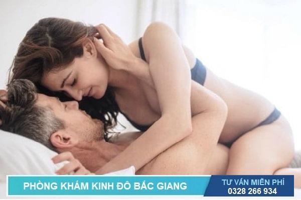 Những lợi ích mà tình dục đem lại cho sức khỏe của bạn