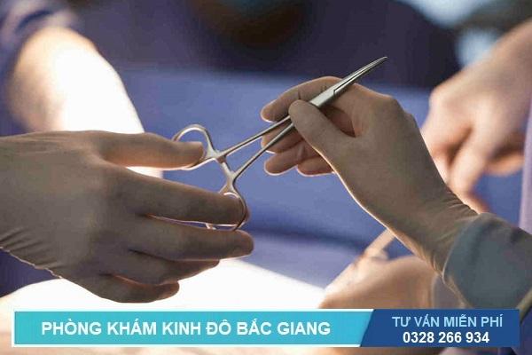 Phẫu thuật cắt trĩ là cách tốt nhất để chữa trị bệnh trĩ lâu năm