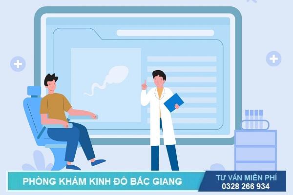 Một số địa chỉ xét nghiệm vô sinh nam ở đâu tốt nhất Bắc Giang