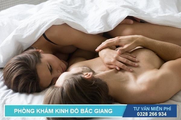 Thực hiện vệ sinh quan hệ tình dục tốt