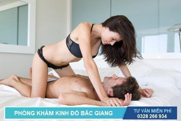 Quan hệ tình dục là cách lây lan chính của bệnh giang mai