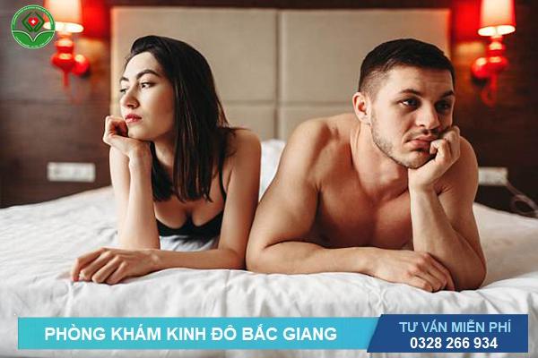 Khô âm đạo và quan hệ tình dục