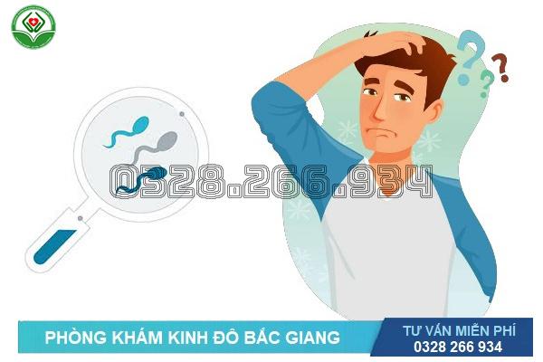 Nguyên nhân gây vô sinh ở nam giới thường liên quan đến vấn đề tinh trùng