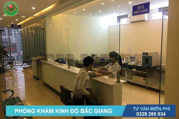 Xét nghiệm bệnh sùi mào gà ở đâu tốt nhất tại Kinh Đô Bắc Giang